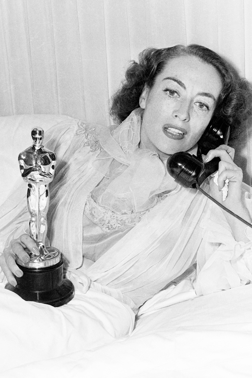 Joan Crawford's Oscar